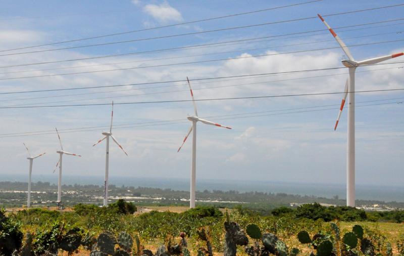 Thẩm định và phê duyệt Quy hoạch điện gió tỉnh Đắk Lắk đến năm 2020, có xét đến năm 2030.