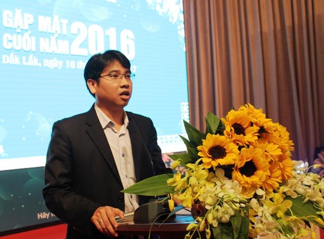 Viettel Đắk Lắk tri ân các đại lý, điểm giao dịch bán hàng năm 2016