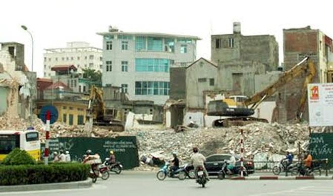 Kiểm tra, rà soát các nội dung liên quan giải phóng mặt bằng, tái định cư Khu Trung tâm văn hóa tỉnh.