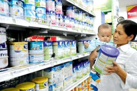 Triển khai Nghị định số 149/2016/NĐ-CP về quản lý giá sữa dành cho trẻ em dưới 6 tuổi.