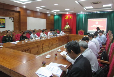 Hội đồng phối hợp phổ biến giáo dục pháp luật tỉnh tổng kết hoạt động năm 2016 và triển khai nhiệm vụ năm 2017