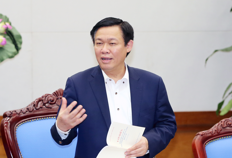Triển khai thực hiện kết luận của Phó Thủ tướng Chính phủ Vương Đình Huệ về đổi mới cơ chế hoạt động của các đơn vị sự nghiệp công lập
