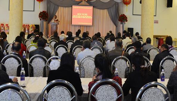 Hội nghị tổng kết công tác Dân tộc năm 2016 và triển khai nhiệm vụ trọng tâm năm 2017