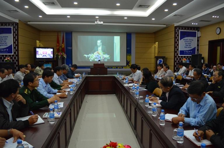 Hội nghị báo cáo viên các Tỉnh ủy, Thành ủy, Đảng ủy trực thuộc Trung ương tháng 02/2017.