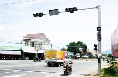Phê duyệt thiết kế bản vẽ thi công – dự toán nâng cấp đường Giải Phóng, thành phố Buôn Ma Thuột, hạng mục: Di dời các trụ đèn tín hiệu, trụ điện