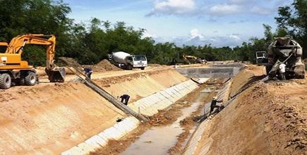Điều chỉnh, bổ sung Kế hoạch lựa chọn nhà thầu sửa chữa, nâng cấp hệ thống kênh chính Ea Kao