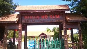Phê duyệt quy hoạch tổng mặt bằng dự án Khu du lịch Sinh thái – Văn hóa – Cộng đồng Ko Tam