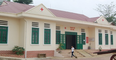 Phê duyệt Kế hoạch lựa chọn nhà thầu công trình Trạm Y tế xã Ea Yông, huyện Krông Pắc