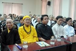Bồi dưỡng cán bộ, công chức làm công tác tôn giáo