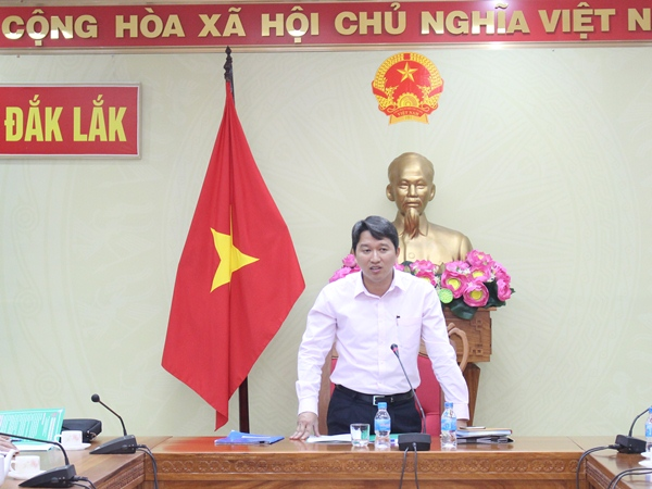 Ban Đại diện Hội đồng quản trị Ngân hàng Chính sách xã hội tỉnh tổng kết công tác năm 2016