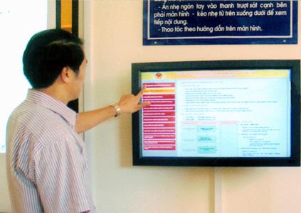 Kế hoạch triển khai nhiệm vụ Hiện đại hóa hành chính năm 2017