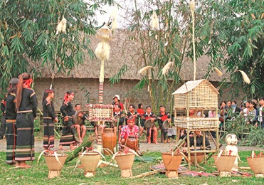 Sẽ có 5 nghi thức, nghi lễ  được phục dựng để phục vụ du khách vào dịp Lễ hội