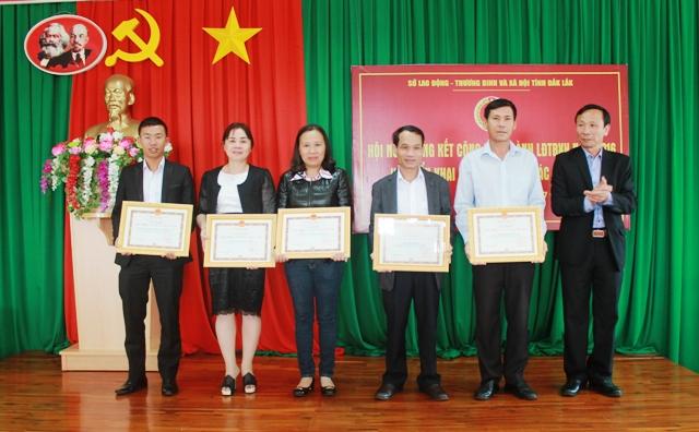 Ngành Lao động, Thương binh và Xã hội tỉnh triển khai nhiệm vụ năm 2017