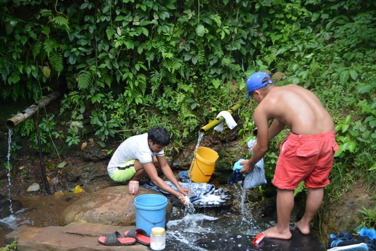 """Báo cáo kết quả thực hiện Chương trình """"Mở rộng quy mô vệ sinh và nước sạch nông thôn dựa trên kết quả"""" trên địa bàn tỉnh."""