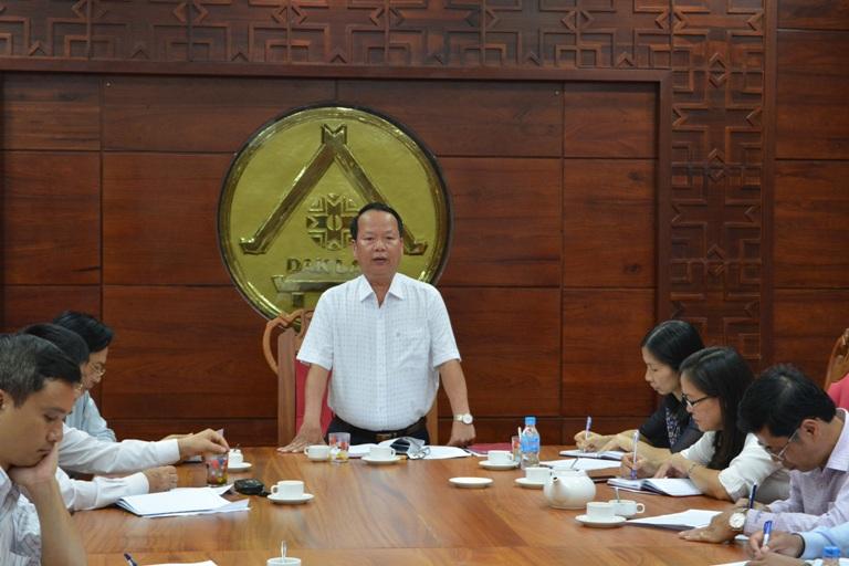 Ban Pháp chế HĐND tỉnh triển khai Kế hoạch công tác năm 2017 và một số nhiệm vụ trọng tâm Qúy I/2017.