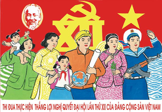 Kế hoạch thực hiện Nghị quyết Hội nghị lần thứ 4 Ban Chấp hành Trung ương Đảng khóa XII
