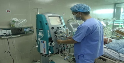 Phê duyệt giá mua sắm vật tư, hóa chất lọc máu liên tục của Bệnh viện Đa khoa tỉnh Đắk Lắk
