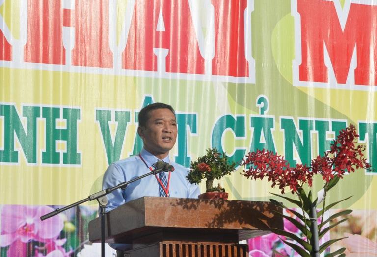 Khai mạc Triển lãm sinh vật cảnh tỉnh Đắk Lắk năm 2017.
