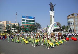 Huy động lực lượng tham gia Lễ hội đường phố