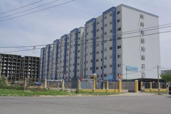Xây dựng nhà ở xã hội thuộc sở hữu của Nhà nước