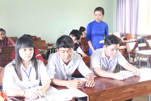 Chủ trương liên kết đào tạo năm 2017 Trường Trung cấp Kinh tế kỹ thuật Đắk Lắk