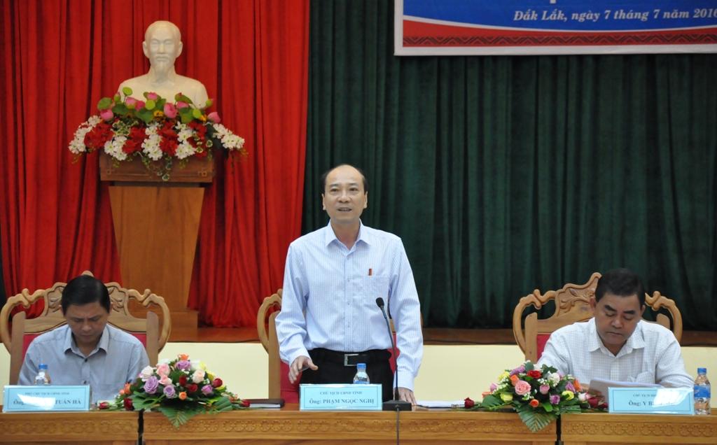 Kết quả triển khai thực hiện Nghị quyết số 35/NQ-CP của Chính phủ trên địa bàn tỉnh Đắk Lắk