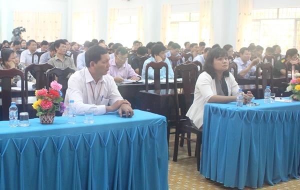 Khai giảng Lớp bồi dưỡng đại biểu HĐND cấp huyện nhiệm kỳ 2016-2021