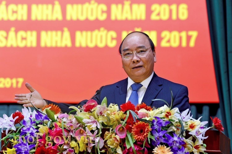 Kết luận của Thủ tướng Nguyễn Xuân Phúc tại Hội nghị tổng kết công tác điều hành thực hiện nhiệm vụ tài chính – ngân sách Nhà nước năm 2017
