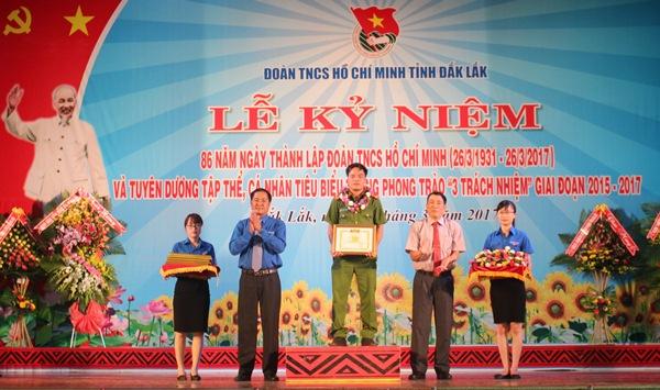 Lễ kỷ niệm 86 năm Ngày thành lập Đoàn Thanh niên cộng sản Hồ Chí Minh.