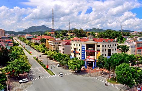 Báo cáo công tác lập, triển khai quy hoạch và quản lý đô thị trên địa bàn.