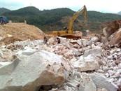 Tình hình khai thác chế biến đá của Công ty Cổ phần Kim Thịnh