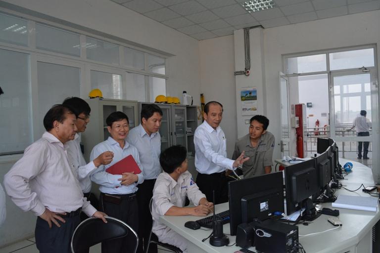 Báo cáo việc thực hiện quy trình vận hành hồ chứa công trình thủy điện trên địa bàn tỉnh Đắk Lắk.