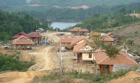 Ủy quyền cho UBND huyện Ea Kar quyết định thu hồi đất, bồi thường, hỗ trợ, tái định cư