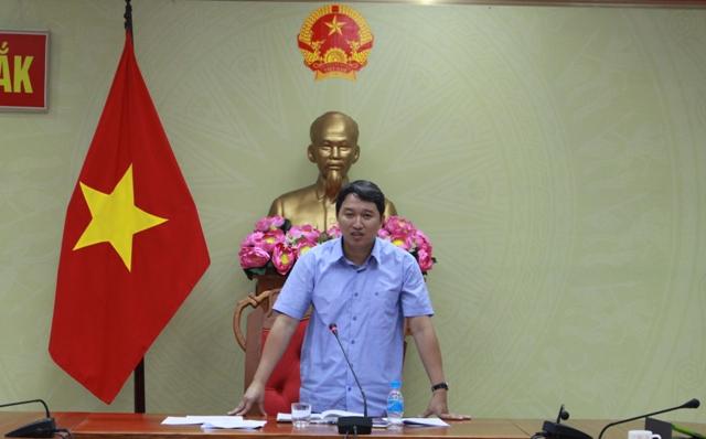 UBND tỉnh lấy ý kiến doanh nghiệp về Đề án thành lập Trung tâm Xúc tiến và Hỗ trợ đầu tư tỉnh.