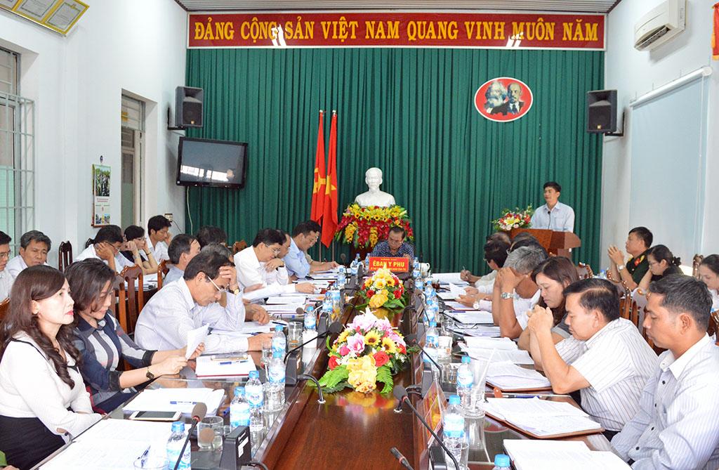 Thị xã Buôn Hồ cần đẩy mạnh kêu gọi thu hút đầu tư vào khu vực nông thôn
