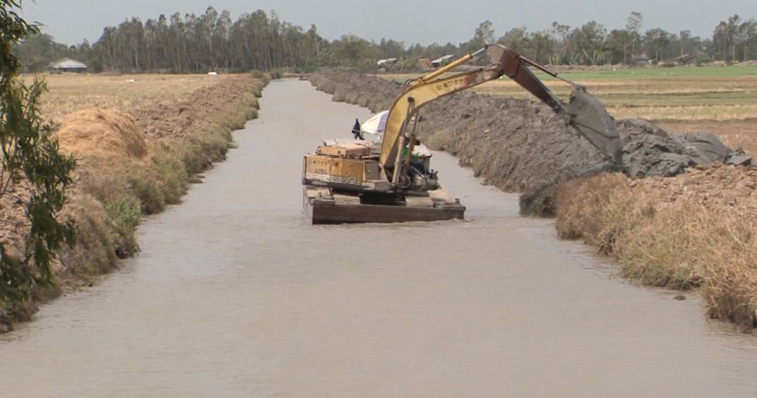 Xin kinh phí sửa chữa, nạo vét, nâng cấp một số tuyến kênh mương phục vụ công tác chống hạn trên địa bàn huyện Ea Súp