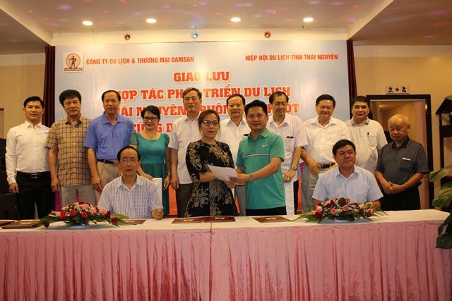 Giao lưu hợp tác phát triển du lịch Buôn Ma Thuột– Thái Nguyên