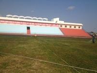 Kinh phí thực hiện nâng cấp, sửa chữa sân vận động 9/5 huyện Krông Bông