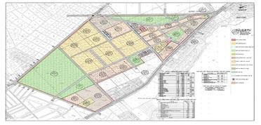 Phê duyệt kết quả lựa chọn nhà đầu tư thực hiện Dự án Khu đô thị dân cư Km7