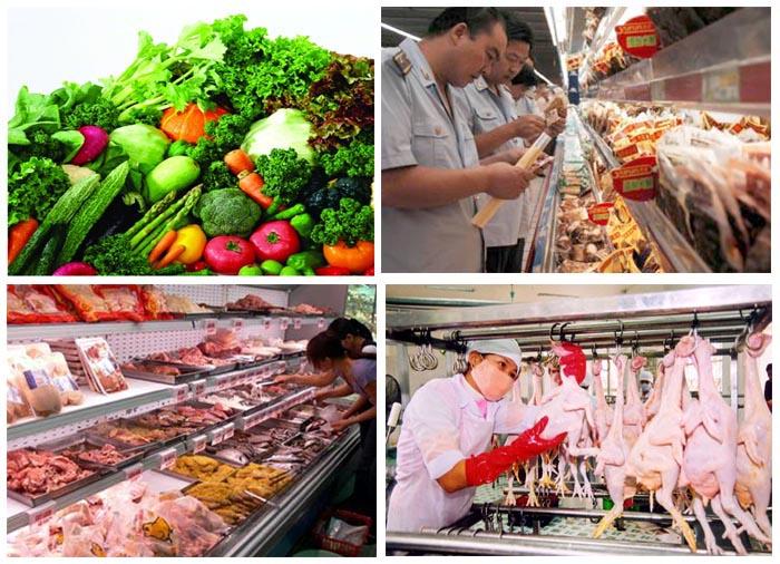 Kiểm tra và thành lập Đoàn kiểm tra công tác thi hành pháp luật trong lĩnh vực an toàn thực phẩm