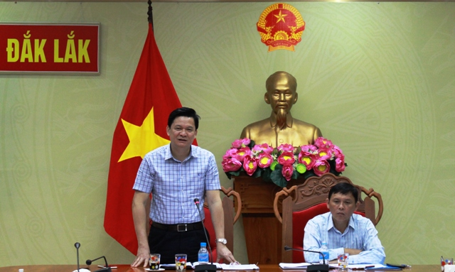 Ban Chỉ đạo Đổi mới và Phát triển doanh nghiệp Trung ương làm việc với UBND tỉnh