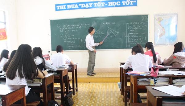 Toàn tỉnh có 22.380 học sinh đăng ký dự thi tốt nghiệp THPT Quốc gia và xét tuyển đại học năm 2017