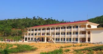 Phê duyệt chủ trương đầu tư dự án: Kiên cố hóa trường lớp học Mầm non và Tiểu học giai đoạn 2017-2020 trên địa bàn huyện M'Đrắk