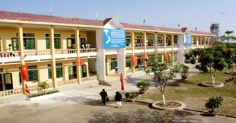 Phê duyệt chủ trương đầu tư dự án: Kiên cố hóa trường lớp học Mầm non và Tiểu học giai đoạn 2017-2020 trên địa bàn huyện Lắk