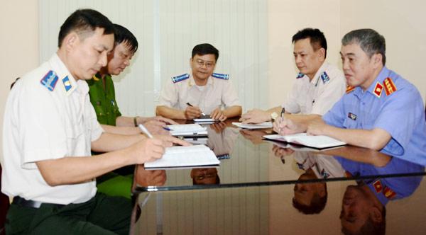 Triển khai công tác theo dõi tình hình thi hành pháp năm 2017