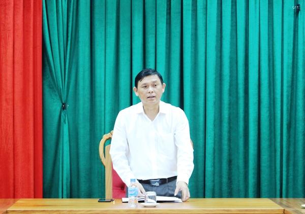 Họp Ban Chỉ đạo Dự án Cấp nước thành phố Buôn Ma Thuột và 03 thị trấn thuộc các huyện Krông Năng, Ea Kar và Buôn Đôn