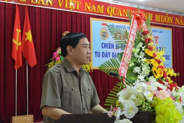 Gặp mặt chiến sỹ cách mạng bị địch bắt tù đày giam ở Côn Đảo và Phú Quốc.