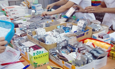 Phê duyệt kế hoạch lựa chọn nhà thầu mua thuốc điều trị các bệnh về mắt cho Bệnh viện Đa khoa huyện Ea H'leo