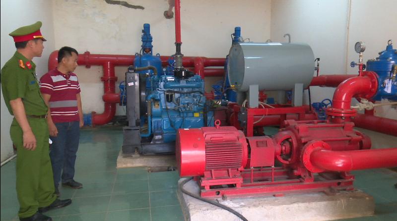 Đảm bảo an toàn PCCC tại các nhà máy thủy điện
