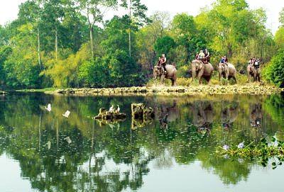 """Đề cương, nhiệm vụ của Dự án """"Quy hoạch tổng thể phát triển Khu du lịch quốc gia Yok Đôn, tỉnh Đắk Lắk đến năm 2030"""""""